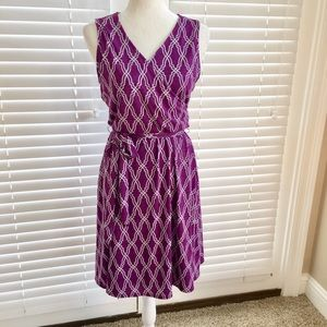 41 Hawthorn Medium Purple Dress Stitch Fix